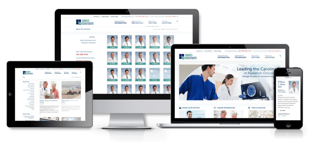 Responsive Website Design and Development Service