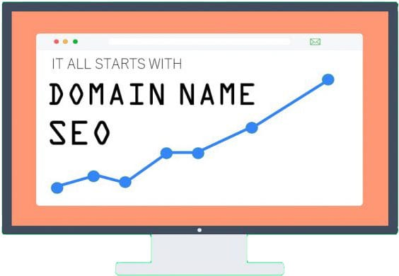 Domain name SEO